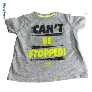 OshKosh 2T Can't Be Stopped Tee Shirt